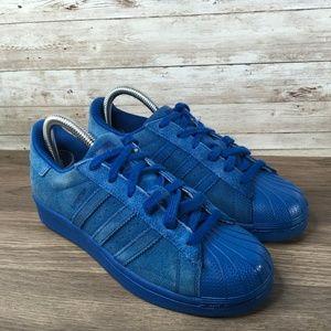 Adidas Superstar Blue Sneaker